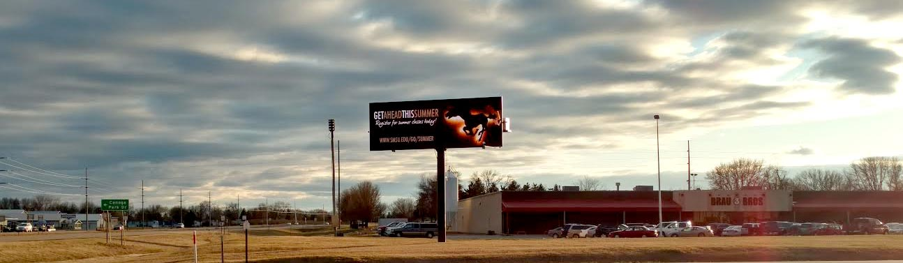 Marshall MN Billboard